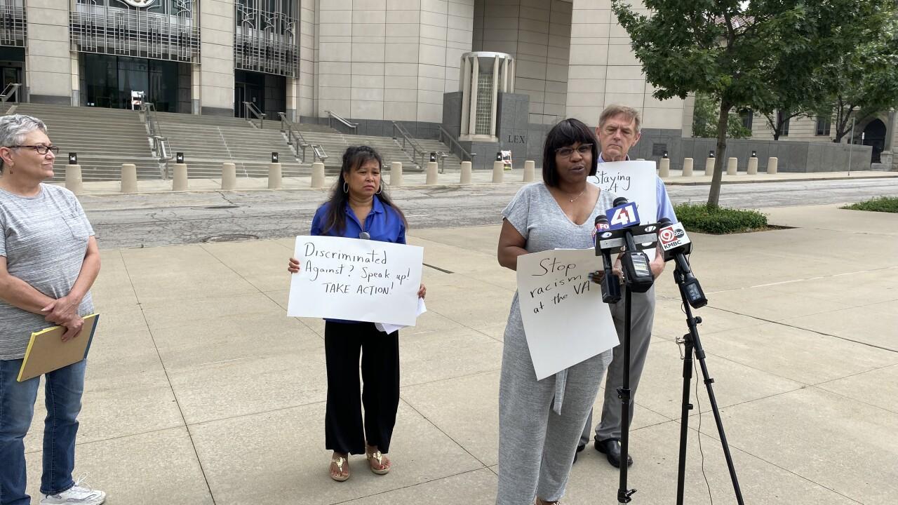 Discrimination lawsuit VA