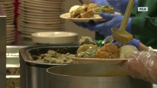 Non-profits are offering free curbside pickup or delivery for Thanksgiving Day meals