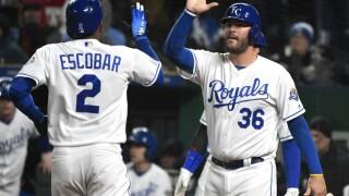 Royals cashing in despite slow start