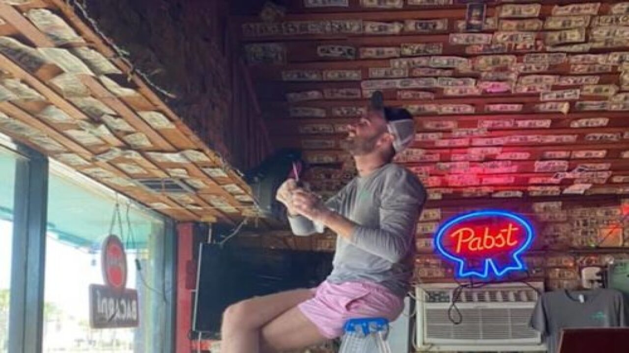 A Georgia Bar Owner Removed $3,700 From Walls To Give Her Employees