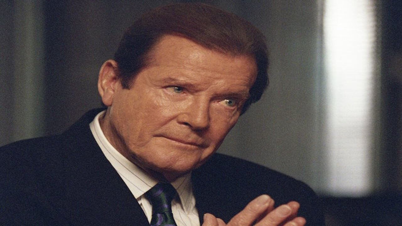 James Bond star Roger Moore dies at 89