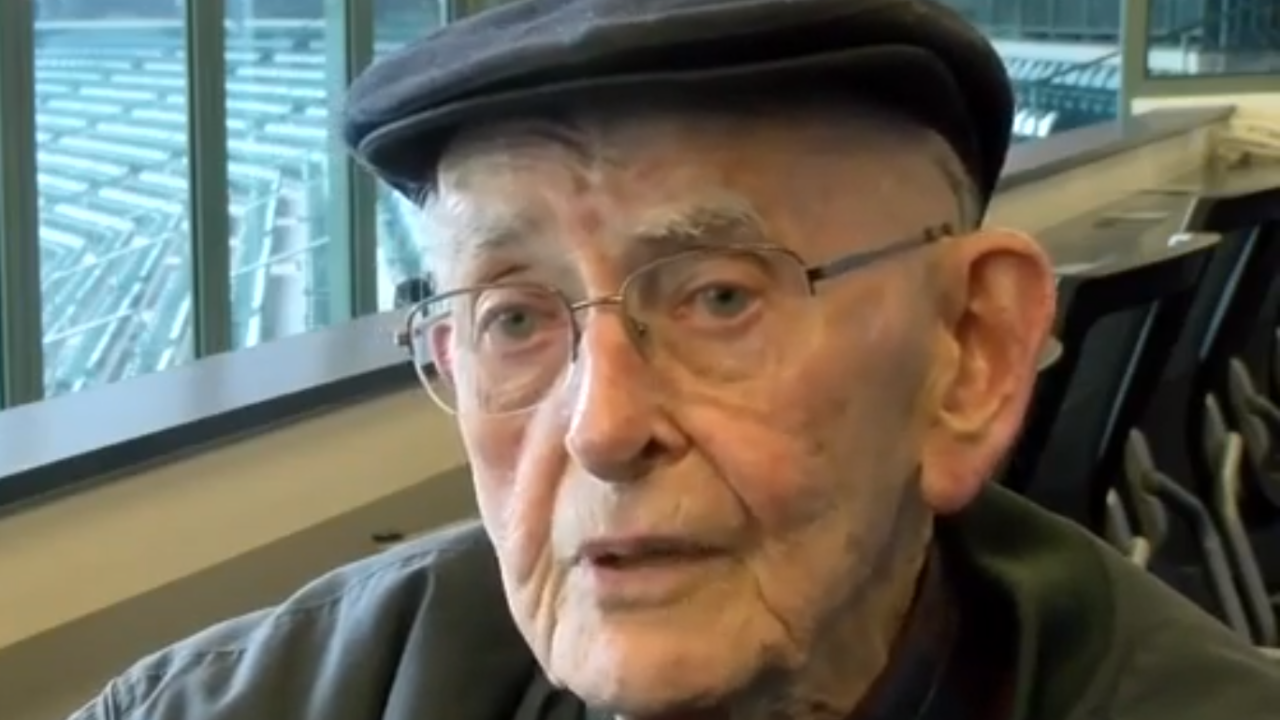 97-year-old Brewers usher Lou Montgomery has died.