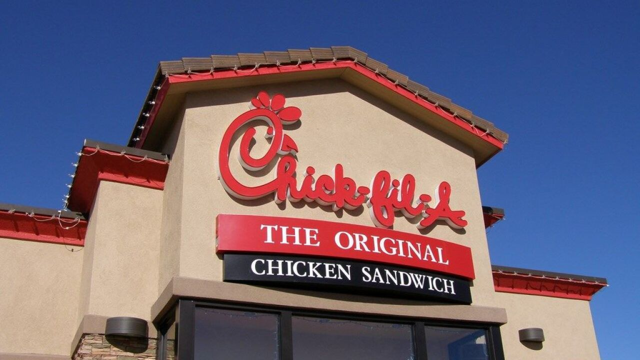 Chick-fil-A named best fast-food restaurant customer service for 2019