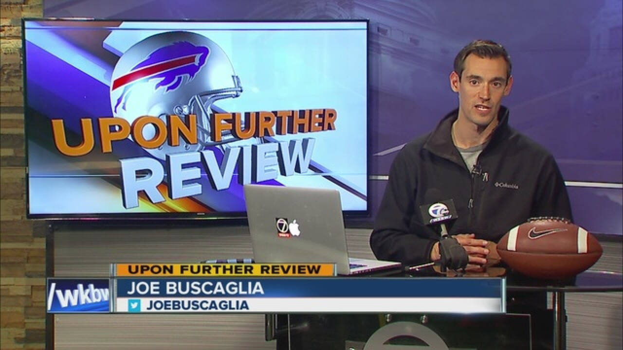 Upon Further Review - Episode 3