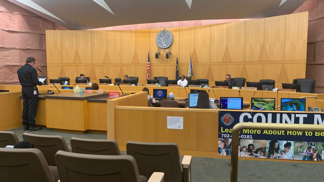 County commissioners deciding how to enforce temporary ban on nonessential businesses
