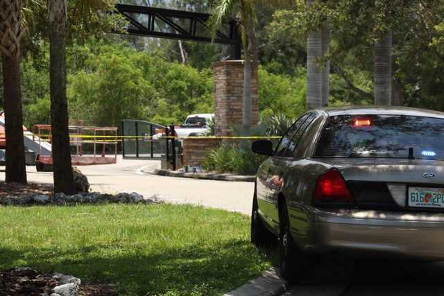 Photos: Worker death at Lakes Regional Park in Fort Myers