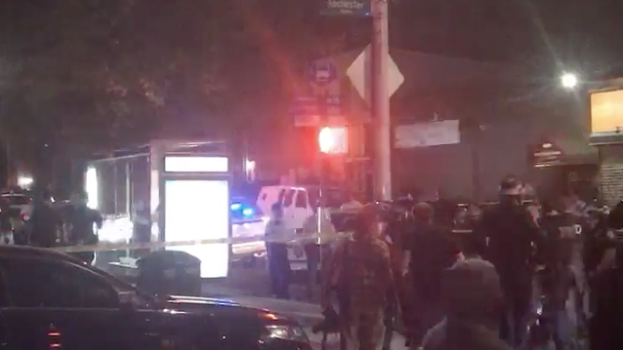 Brooklyn police-involved shooting