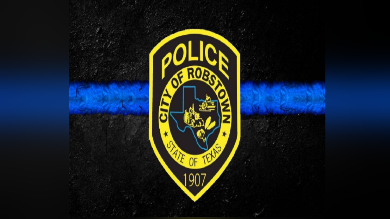 Robstown Police Department logo