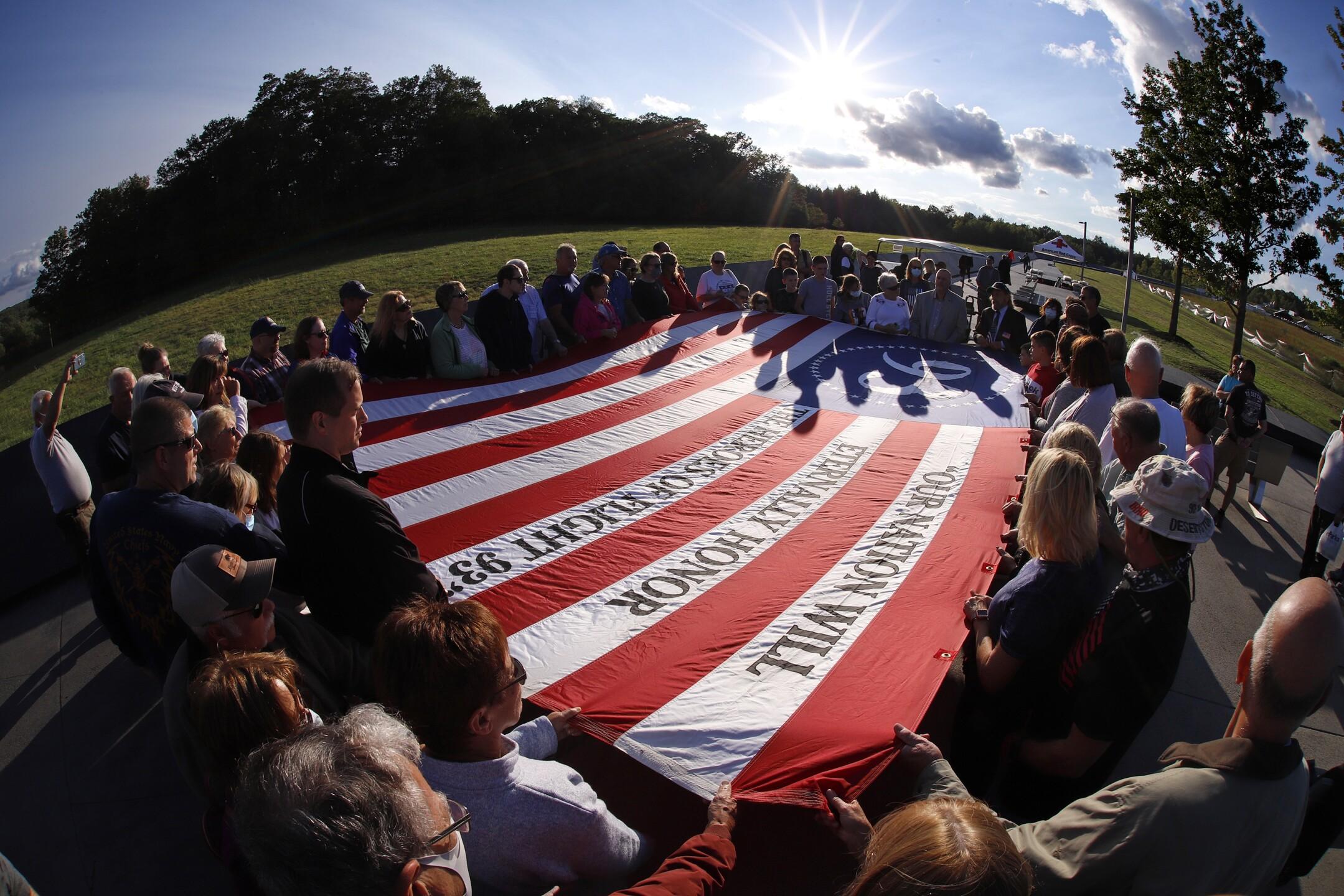 APTOPIX Sept 11 20th Anniversary