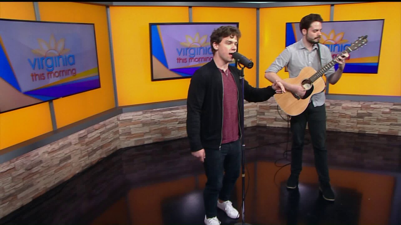 Nick Faulconer performs new single LIVE!
