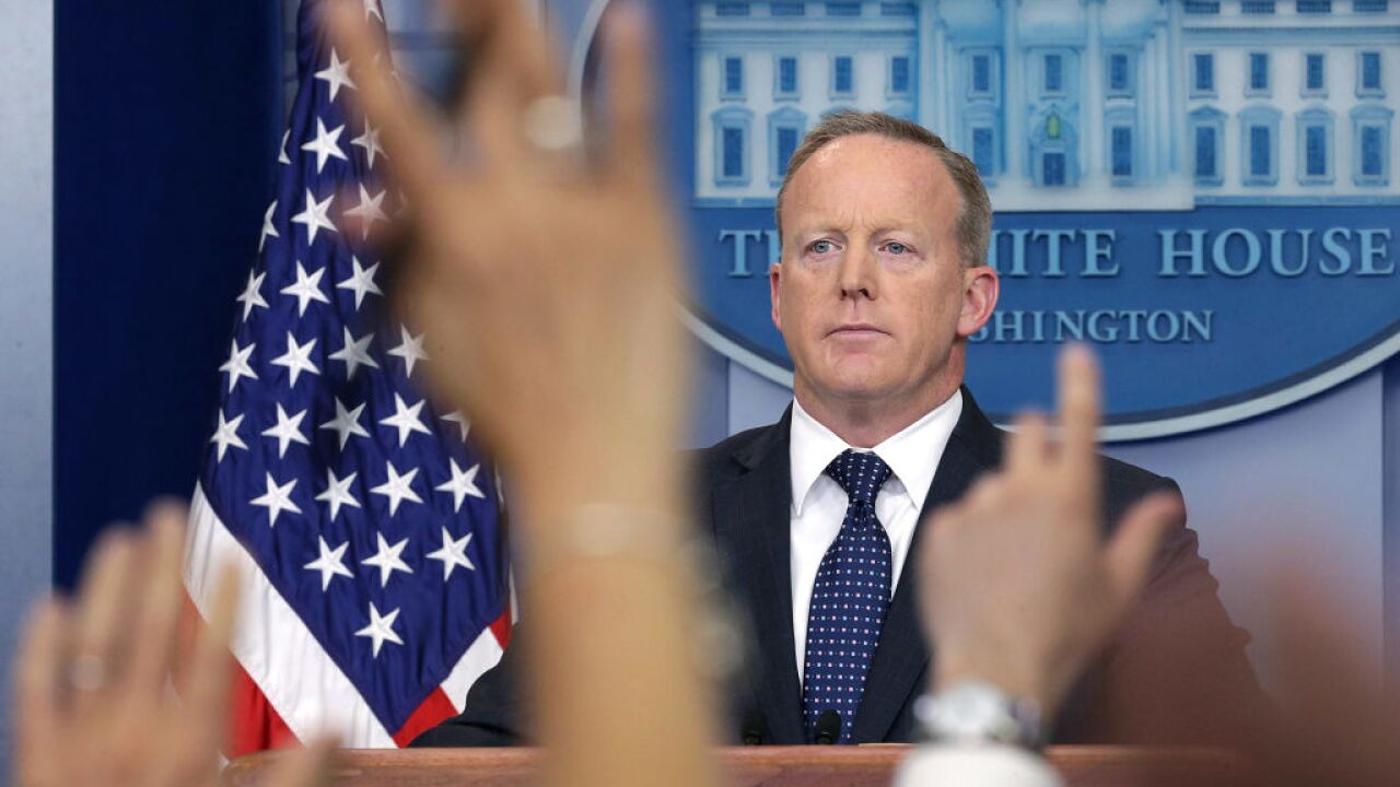Sean Spicer to be on upcoming season of 'Dancing with the Stars'