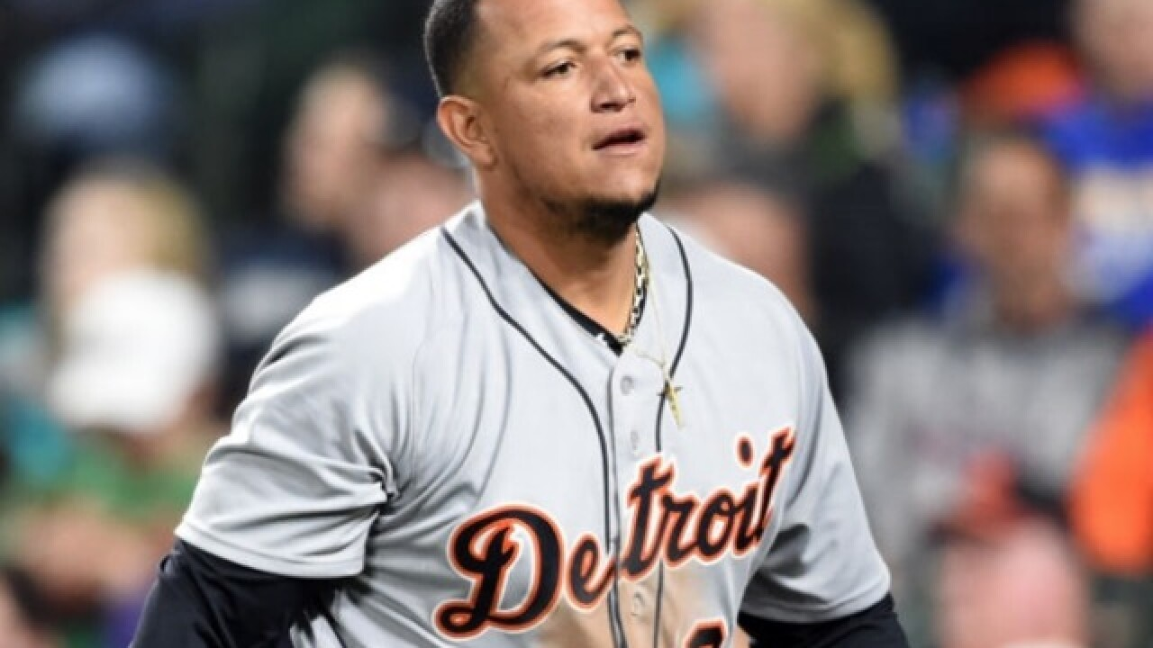 Tigers slugger Miguel Cabrera is tired of playing hurt