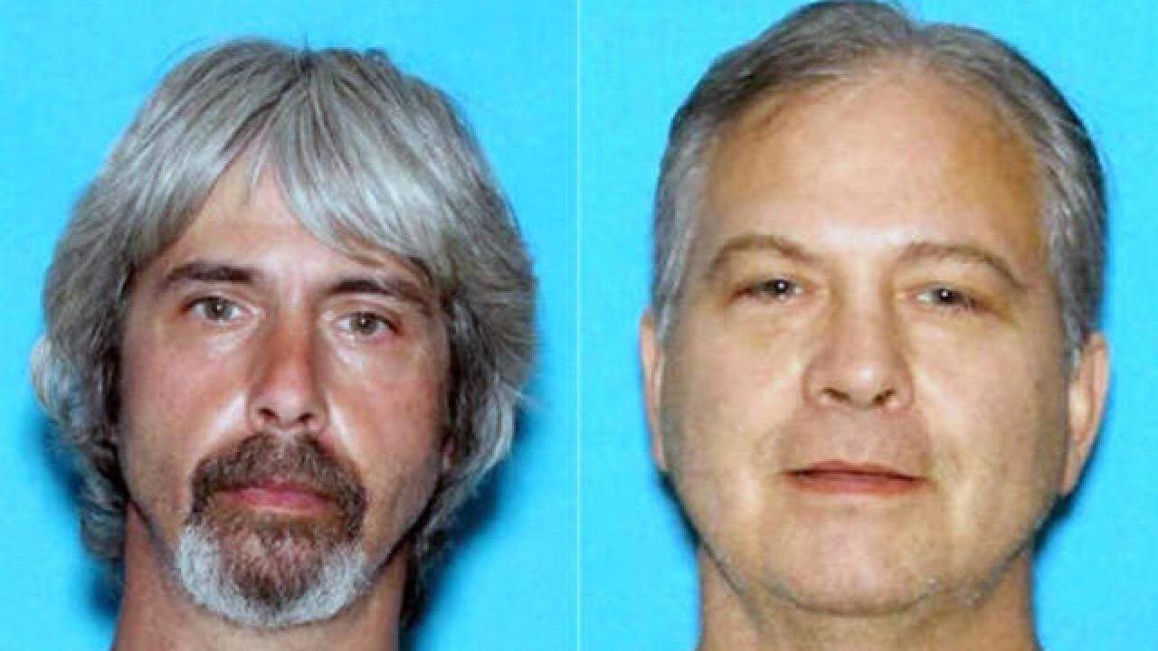 Man arrested in disappearance of Wash. couple