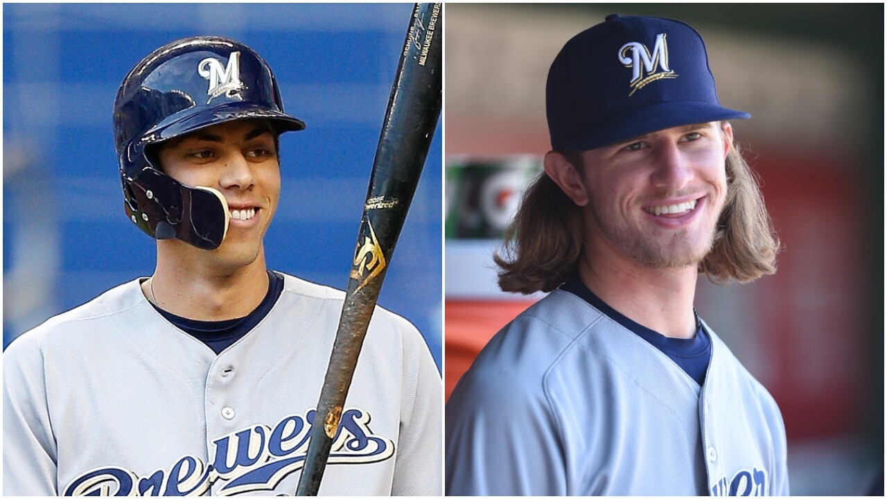 Milwaukee Brewers stars Christian Yelich, Josh Hader nominated for first-ever All-MLB team