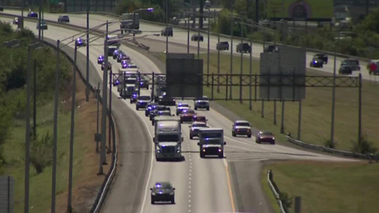 I-24 In Nashville Reopens After Weekend Road Project