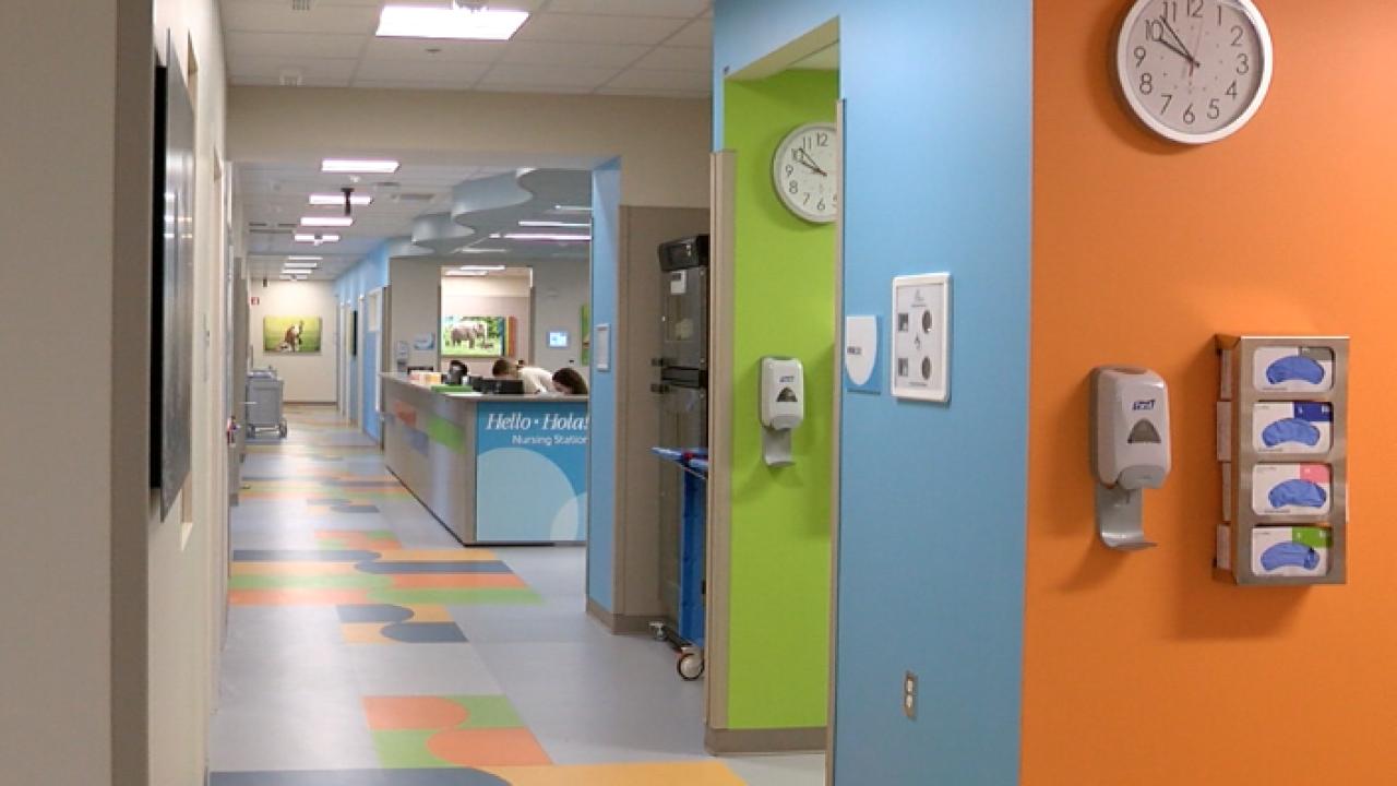 Banner Children's Cancer Clinic