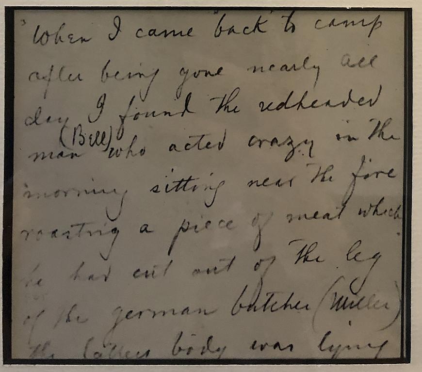 Alferd Packer_beginning of second confession