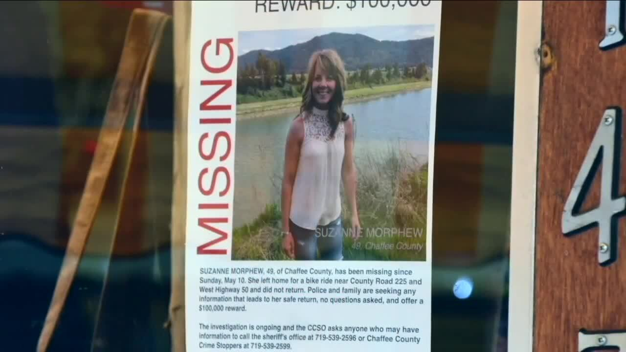 Suzanne Morphew_missing poster