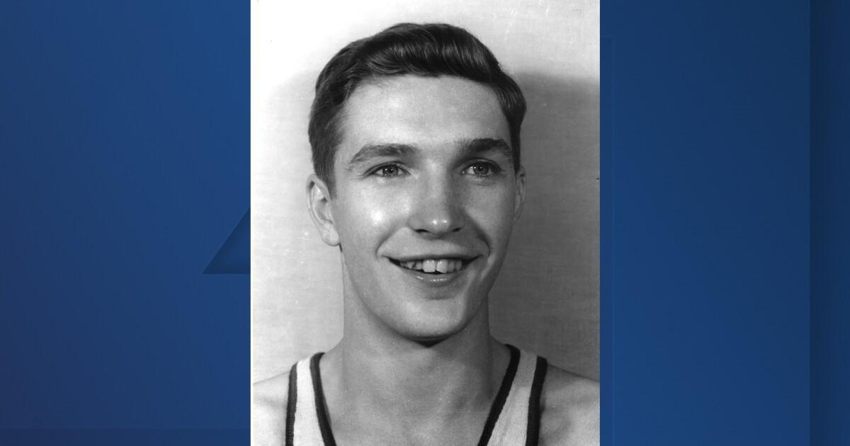 100 Days of Olympians: Bill Hougland, men's basketball