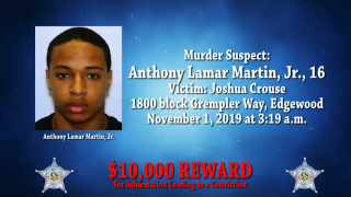 Anthony Lamar Martin, Jr.