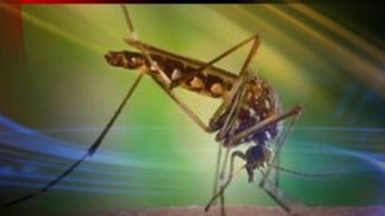 Health officials spraying for mosquitoes in Fort Collins in an effort to prevent human west nile
