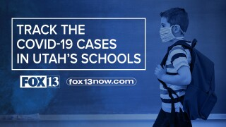 Cases in Utah's Schools