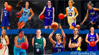Miles Community College women's basketball 2020 recruiting class