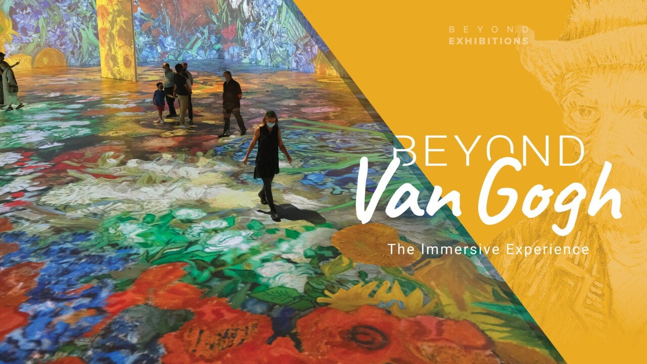 Beyond Van Gogh Exhibit coming to Williamsville in August