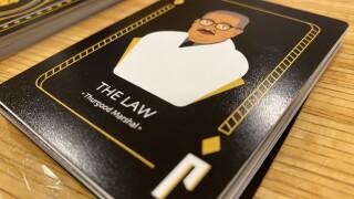 Revolution Card deck