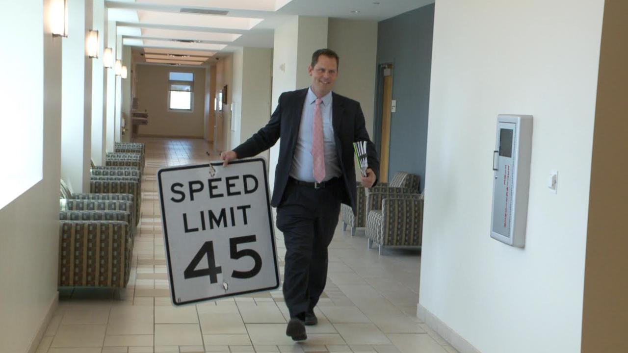 Utah lawmaker goes on trial to fight ticket, plans bill to rein in speedtraps