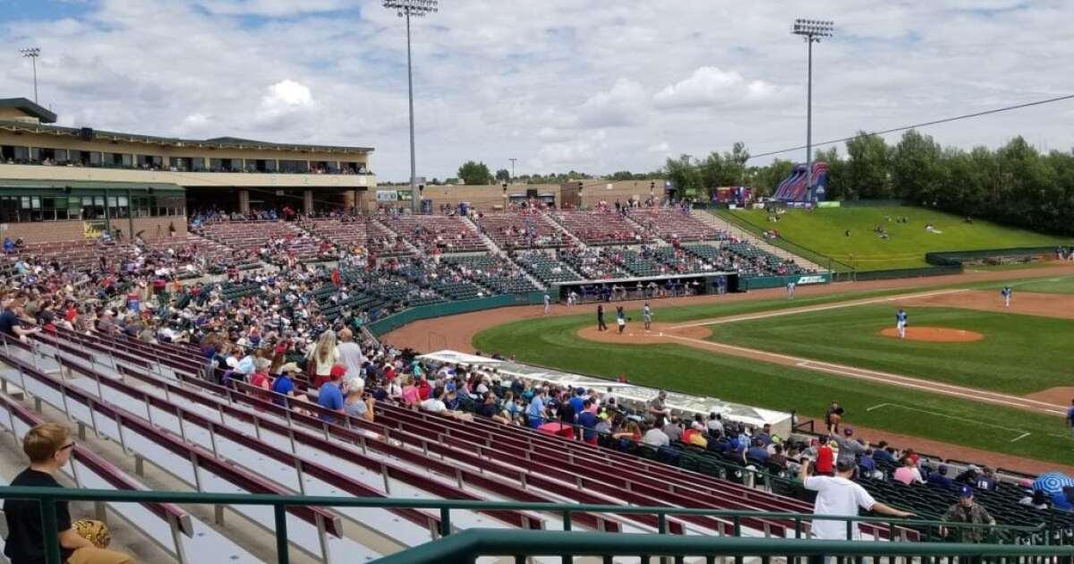 Sky Sox Era Ends In Colorado Springs