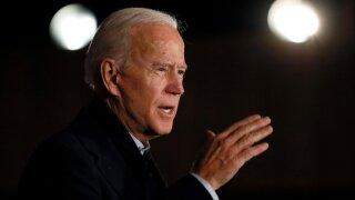 Joe Biden sharpens his attacks on Elizabeth Warren