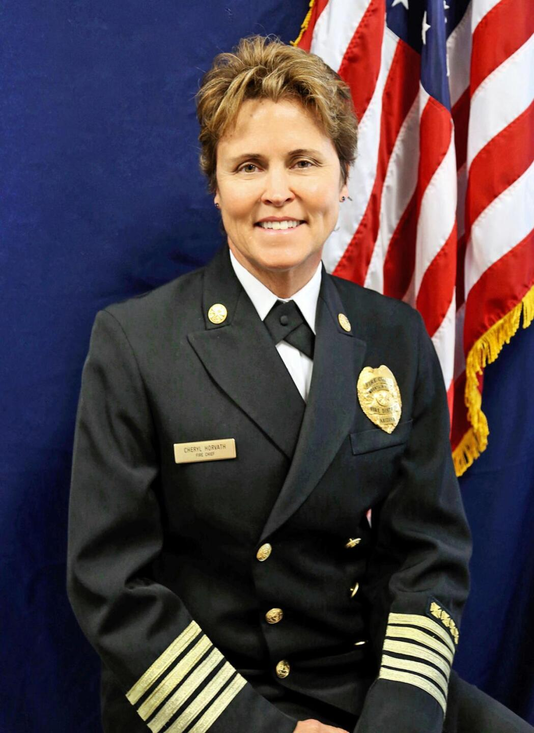 Chief Cheryl Horvath