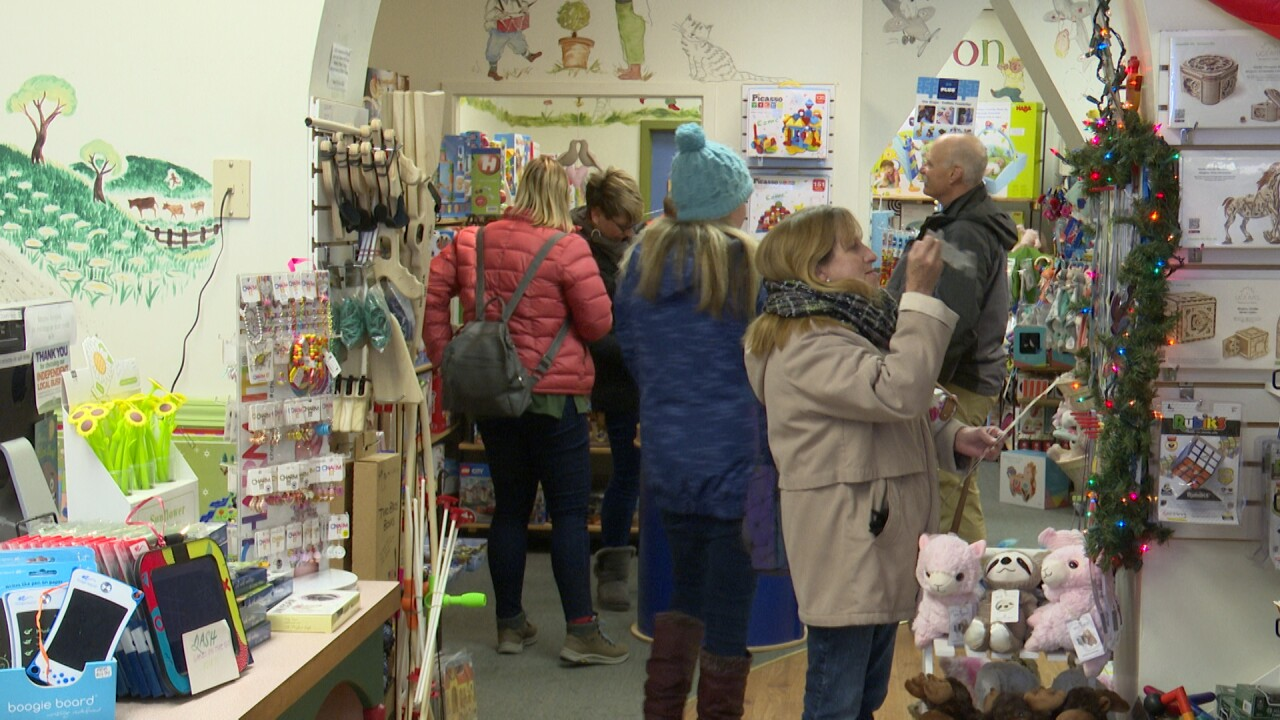 Downtown Helena businesses welcome customers on Small Business Saturday