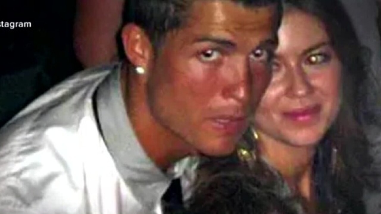 Cristiano Ronaldo at center of Vegas rape case