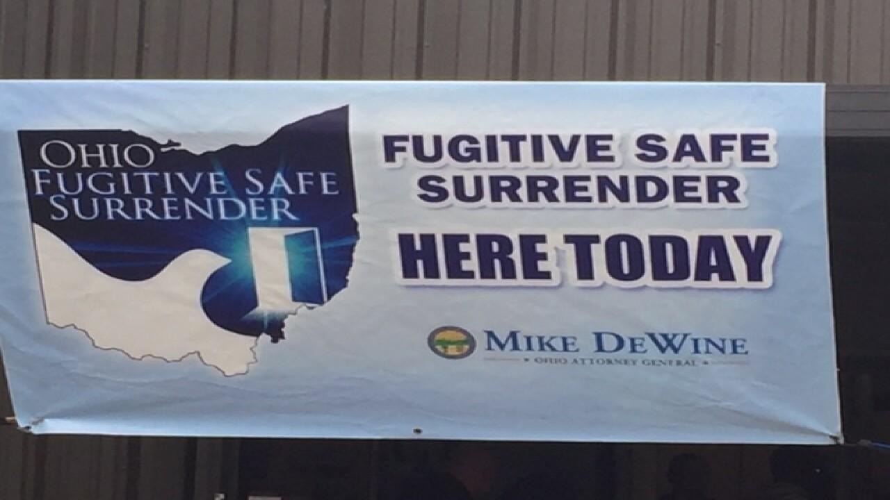 46 fugitives surrender in Stark County