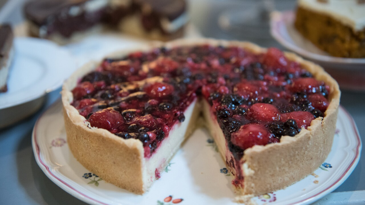 Great Bakeries In San Diego County