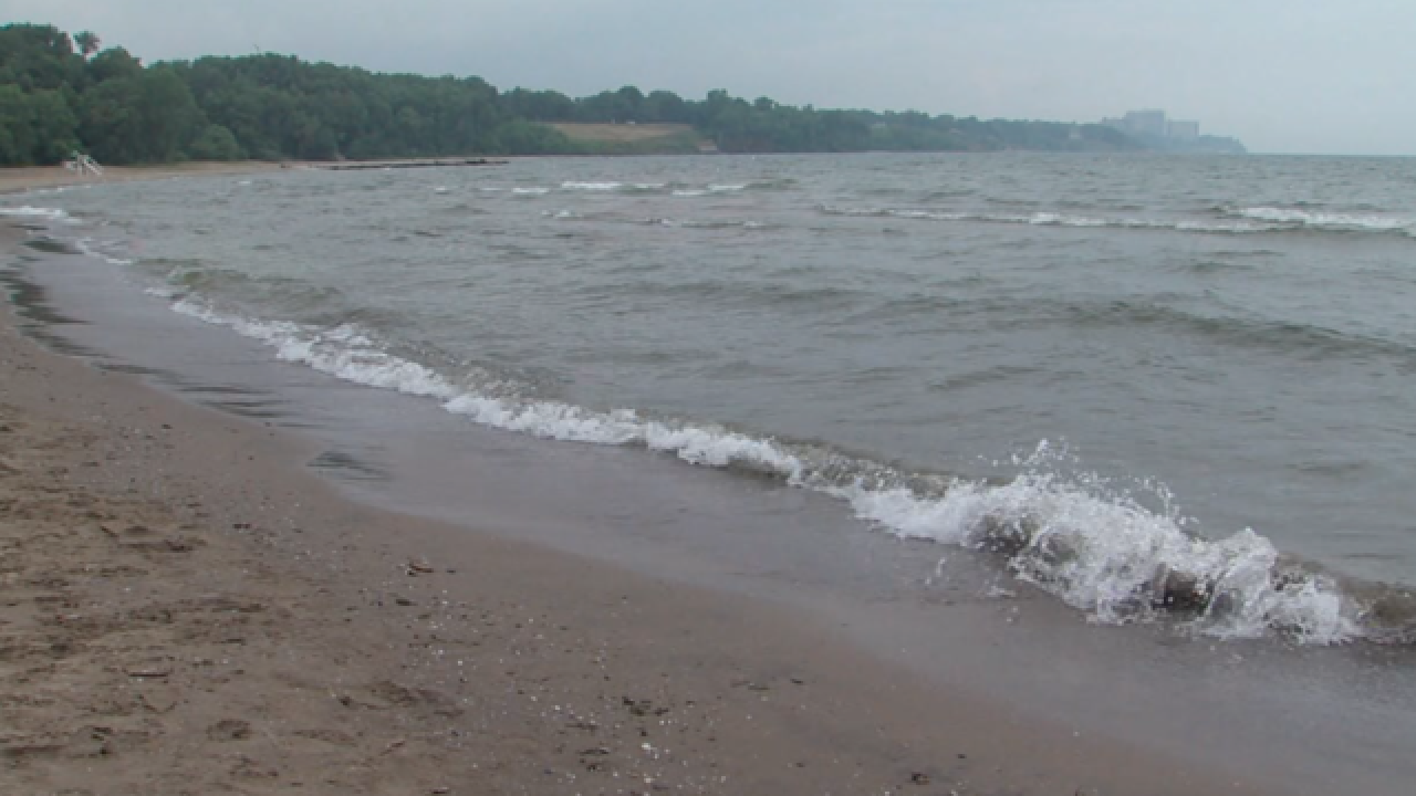 Several Northeast Ohio beaches closed due to E. coli detected in Lake Erie