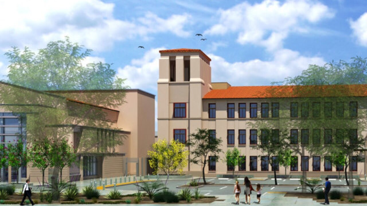 New campus tower coming to Hoover High School
