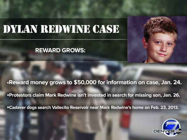 TIMELINE: See the entire Dylan Redwine case from disappearance to arrest of Mark Redwine