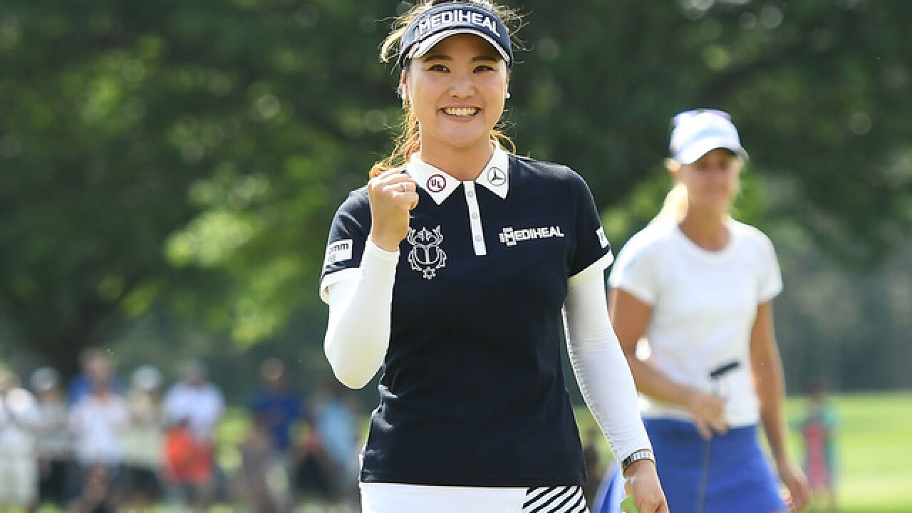 So Yeon Ryu wins Meijer LPGA Classic in Grand Rapids