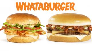 Whataburger burgers