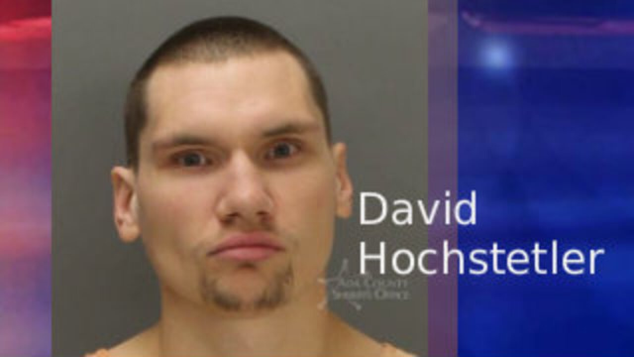 Two Boise men charged in BB gun spree