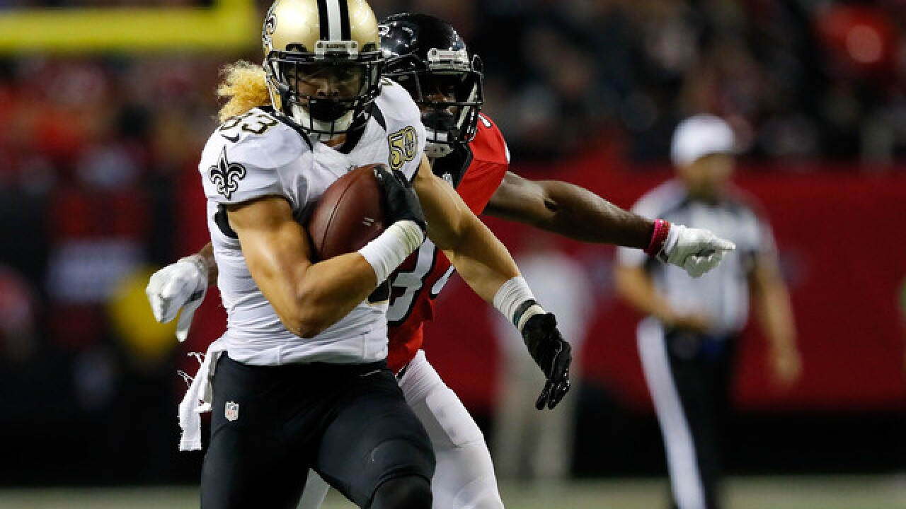 WR Snead is a Raven after Saints fail to match offer