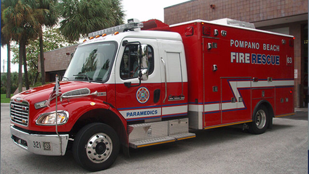 2 young girls die in Broward County apartment fire