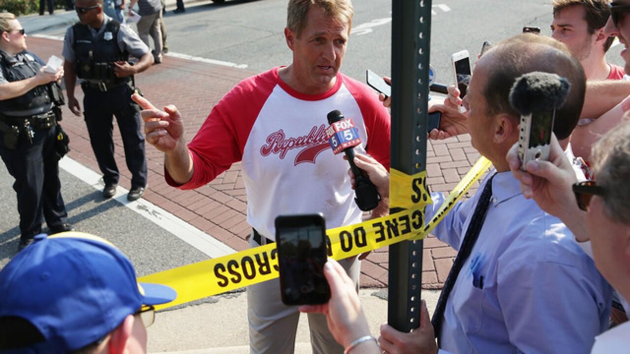 Congress baseball shooting called 'deliberate'
