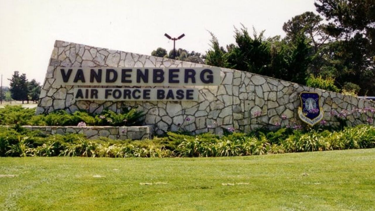 Minuteman III test launch scheduled this week out of Vandenberg AFB