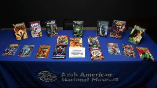 DC Comics Signing with Geoff Johns