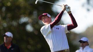 Aggie men's golf starts SEC championship