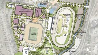 Flea Market Vendors Against Stadium Proposal